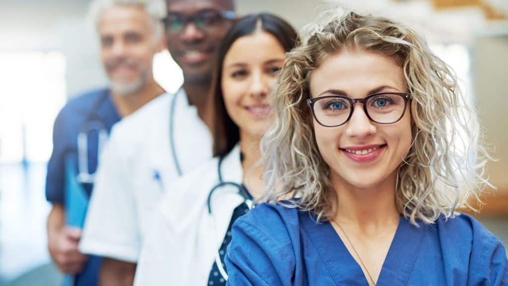 Healthcare staff, nurses and doctors as well as other essential workers may get premium pay for working amid the increased risks of the pandemic from the Coronavirus State and Local Fiscal Recovery Fund.